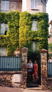 Mat's house, Meudon, France