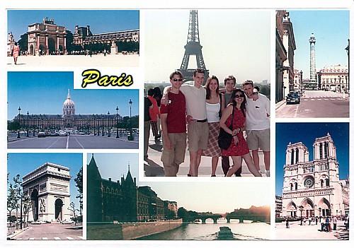 paris and us