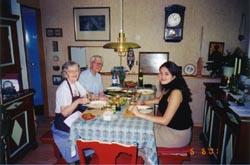 Pete's granparents